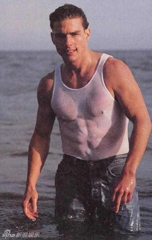 Loạt ảnh thời niên thiếu điển trai của Tom Cruise - 11