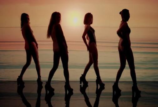 Wonder Girls tung trọn MV đúng chất sexy - 1