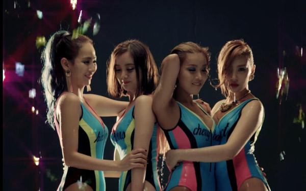 Wonder Girls tung trọn MV đúng chất sexy - 3