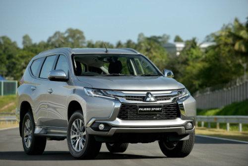 Soi mẫu Mitsubishi Pajero Sport 2016 sắp đổ về Việt Nam - 1