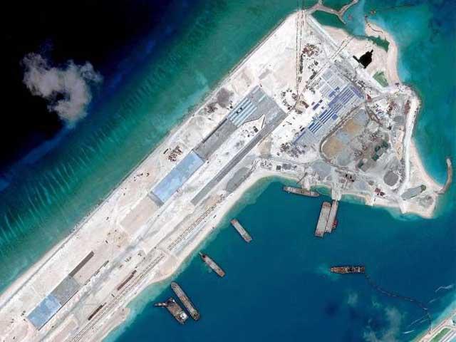 """TQ xây đảo trái phép trên Biển Đông sẽ """"đốt nóng"""" hội nghị ASEAN - 1"""