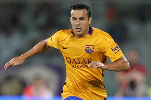 """""""Sói già Old Trafford"""" ra tay, MU sẽ có Pedro - 1"""
