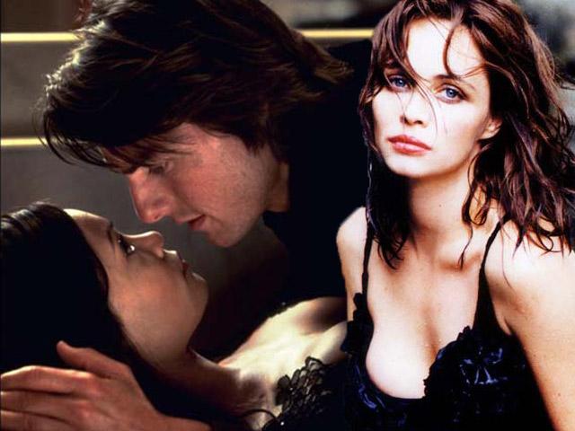 Đọ sức nóng 5 người tình màn ảnh của Tom Cruise
