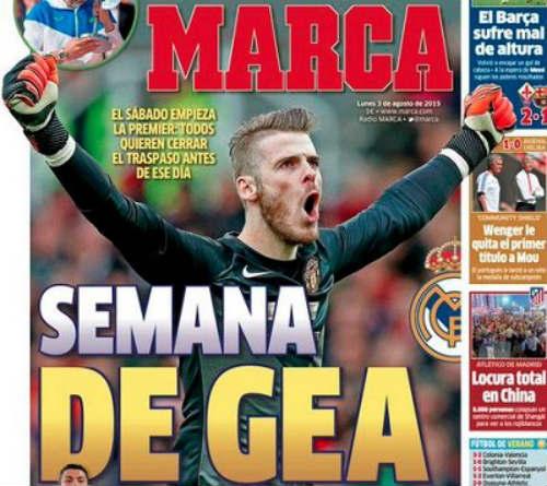 Nóng: De Gea sẽ gia nhập Real ngay trong tuần này - 1
