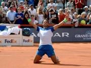 BXH tennis 3/8: Nadal lập kỳ tích đi vào lịch sử