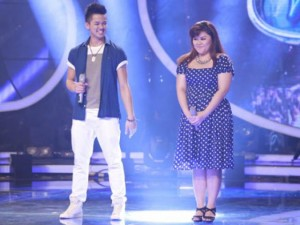 """Tiết mục như """"ma nhập"""" của 2 thí sinh Vietnam Idol"""