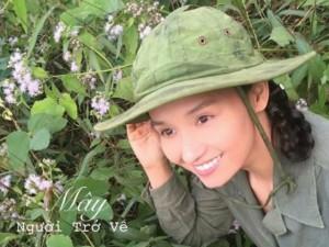 Lã Thanh Huyền dầm mưa lạnh 5-7 độ C vì phim chiến tranh
