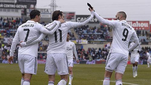 """Real – Tottenham: """"Sân khấu"""" của Bale - 1"""