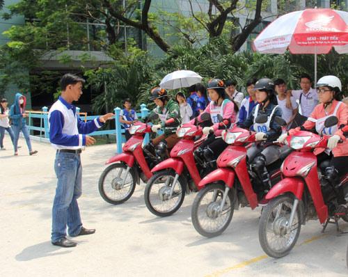 Hơn 31.000 học viên được tham gia đào tạo kỹ năng lái xe an toàn quý II - 3