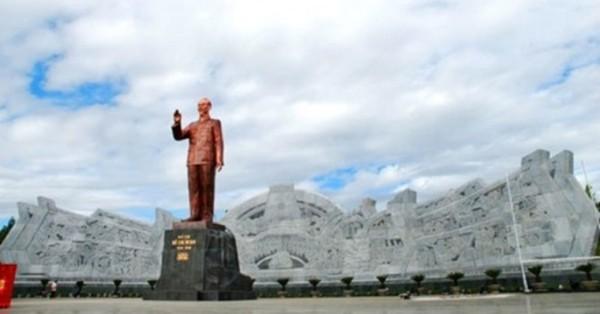 Sơn La xây dựng tượng đài 1.400 tỷ: Xuất phát từ tình cảm - 1