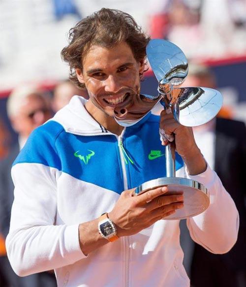 "Tennis 24/7: Nadal bị tố chơi ""tiểu xảo"" - 1"