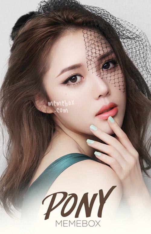 Hot girl Hàn Quốc nổi tiếng nhờ vẻ đẹp thiên thần - 6