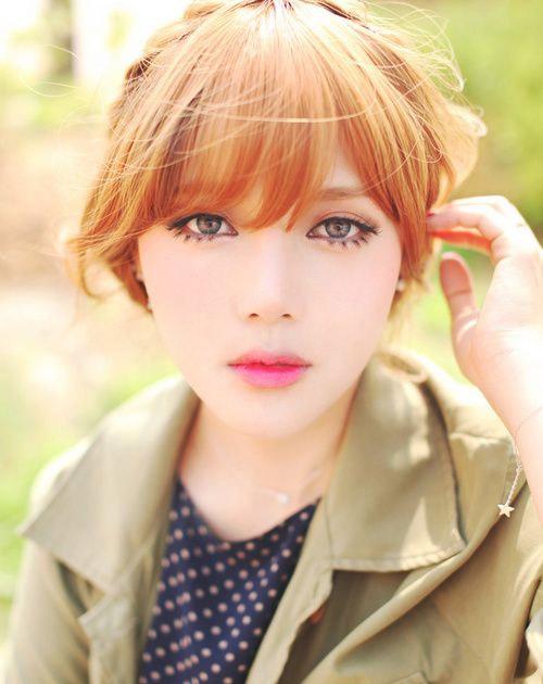 Hot girl Hàn Quốc nổi tiếng nhờ vẻ đẹp thiên thần - 7