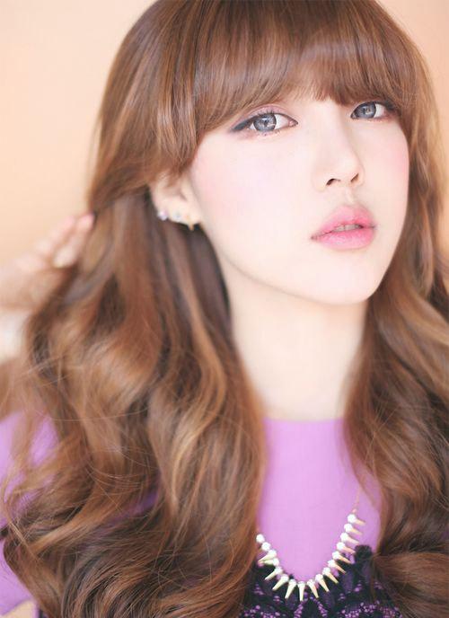 Hot girl Hàn Quốc nổi tiếng nhờ vẻ đẹp thiên thần - 10