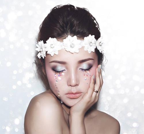 Hot girl Hàn Quốc nổi tiếng nhờ vẻ đẹp thiên thần - 11