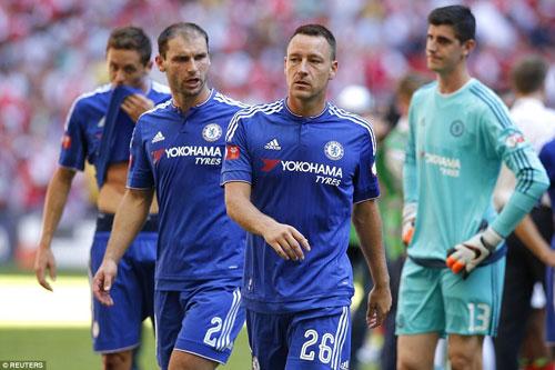 Chelsea thua Siêu cúp Anh: Điềm báo chẳng lành - 1