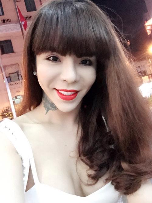 Hot girl Lin Da trần tình việc bị bắt nhầm trên phố Nguyễn Huệ - 1