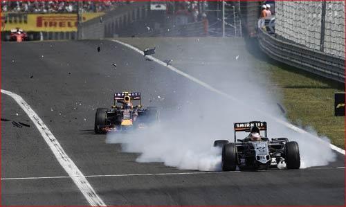 Chấm điểm Hungarian GP: Khi Hamilton sai lầm (P2) - 3