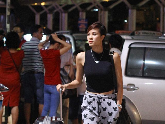 Phương Mai làm MC cho lễ hội trống lớn nhất thế giới