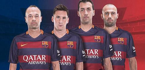 Tin HOT tối 4/8: Iniesta được trao băng đội trưởng - 1