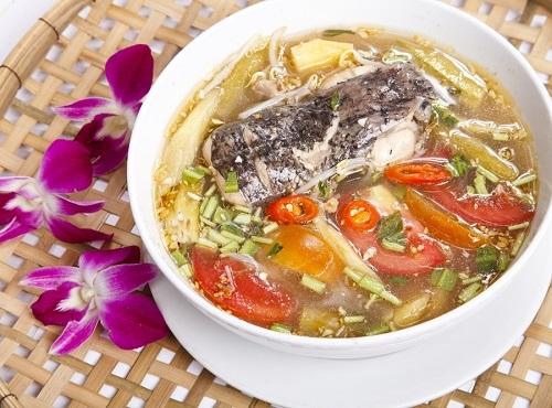 Hướng dẫ cách nấu canh chua cá thơm ngon đơn giản - 3