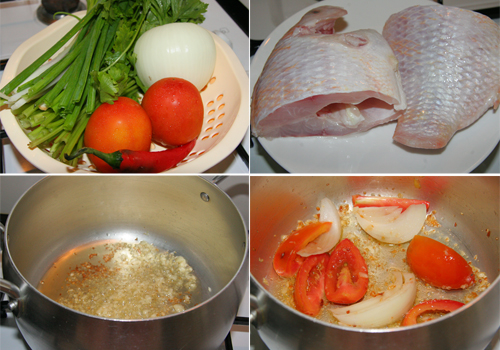 Cách nấu canh chua cá thơm ngon đơn giản đãi cả nhà hè này - 1