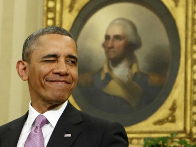 Những món quà sinh nhật kỳ lạ nhất của TT Obama - 1