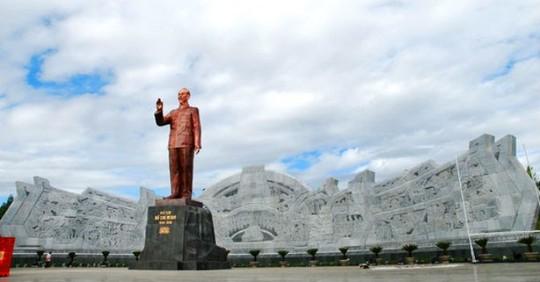 Sơn La xây tượng đài 1.400 tỷ: Bộ VH-TT-DL chưa nhận được báo cáo - 1