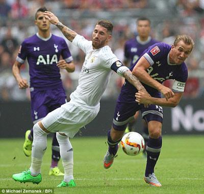 TRỰC TIẾP Real – Tottenham: Chiến thắng xứng đáng (KT) - 3