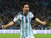 Tin HOT trưa 4/8: Messi không chia tay Argentina