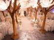 The Miracle Garden - Không gian cưới đẹp như vườn cổ tích