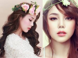 Hot girl Hàn Quốc nổi tiếng nhờ vẻ đẹp thiên thần