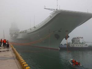 Vì sao TQ xây căn cứ tàu sân bay hướng ra Biển Đông?