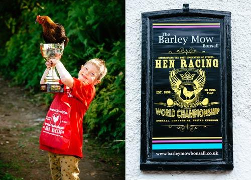 Cuộc thi gà chạy nước rút độc nhất vô nhị ở Anh - 11