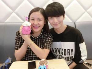 Văn Mai Hương ăn tối với thần đồng guitar Sungha Jung