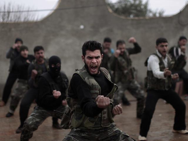 Hàng loạt chiến binh chống IS mất tích bí ẩn ở Syria - 1