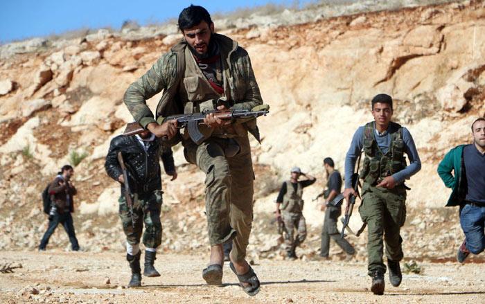 Hàng loạt chiến binh chống IS mất tích bí ẩn ở Syria - 2