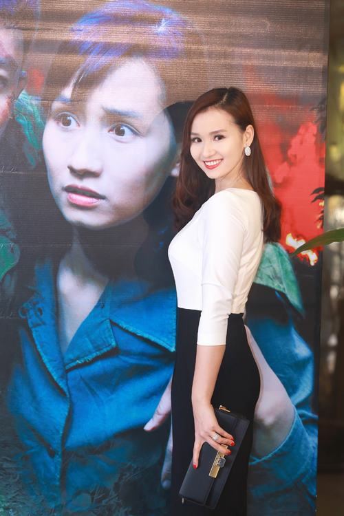 Lã Thanh Huyền xinh đẹp bên mẹ - 2
