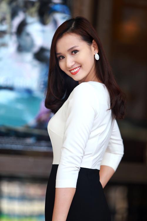 Lã Thanh Huyền xinh đẹp bên mẹ - 3