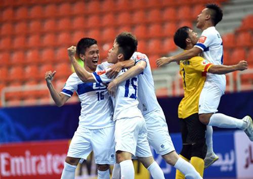 Kết thúc giải Futsal Cúp C1 châu Á: Thái Sơn Nam giành hạng ba - 1