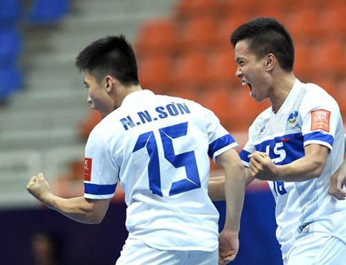 Kết thúc giải Futsal Cúp C1 châu Á: Thái Sơn Nam giành hạng ba - 2