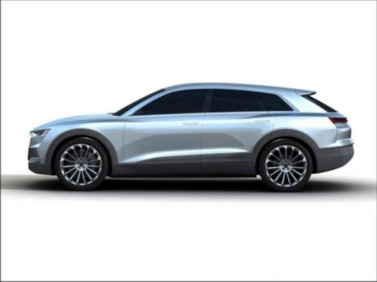 Ngắm mẫu Audi Q6 sắp trình làng - 1
