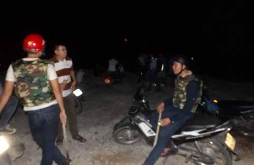 Tên cướp có súng ở Huế bị bắt khi vào nhà dân xin ăn - 1