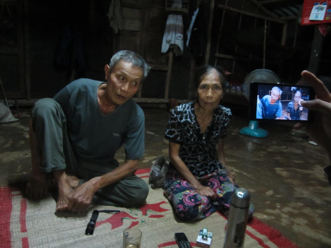 Án mạng ở Quảng Trị: Thai phụ dũng cảm cứu bé 4 tuổi - 2