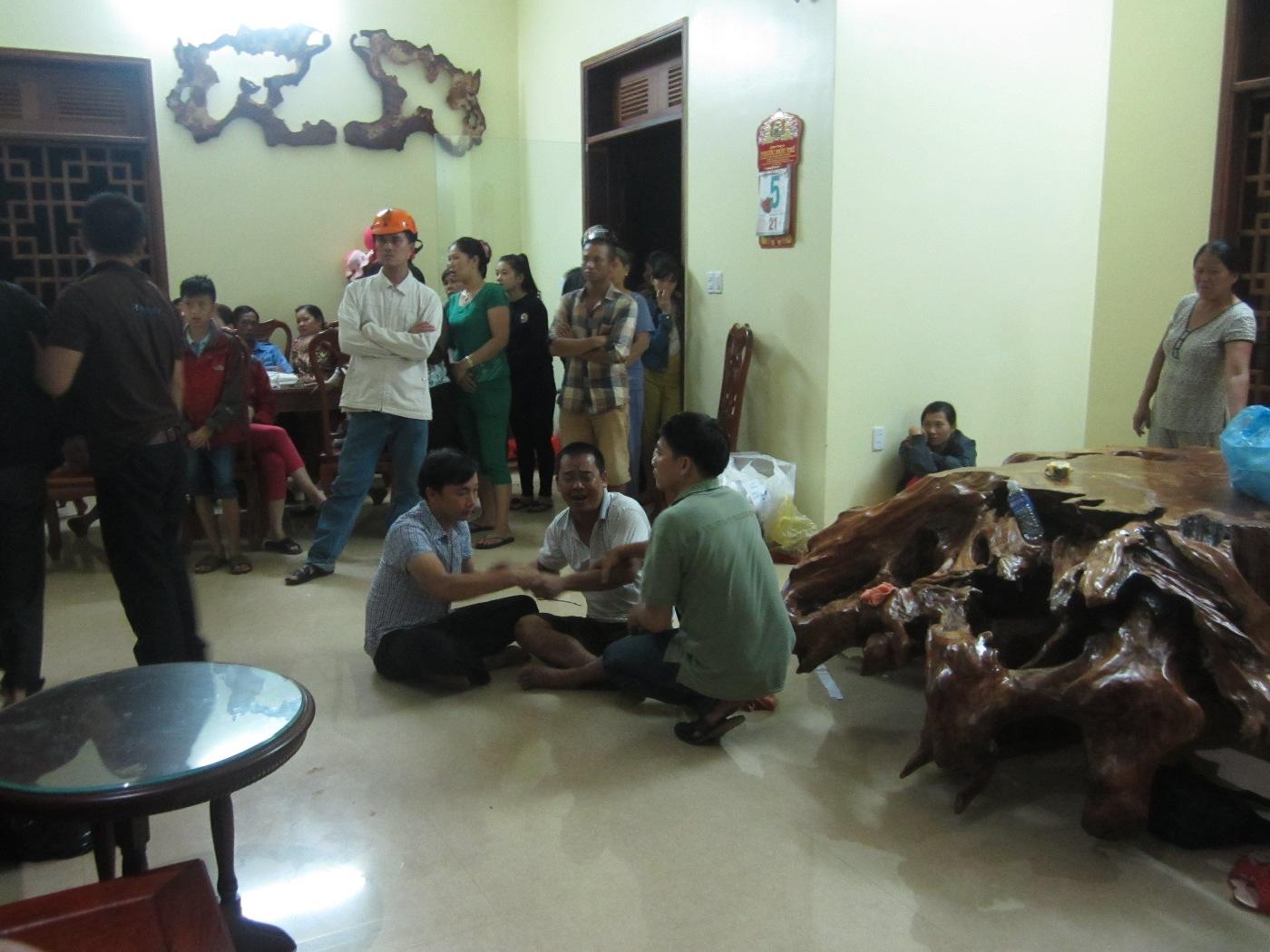 Án mạng ở Quảng Trị: Thai phụ dũng cảm cứu bé 4 tuổi - 3
