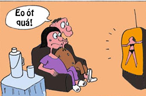 Truyện tranh: Chết cười chuyện giảm béo - 5