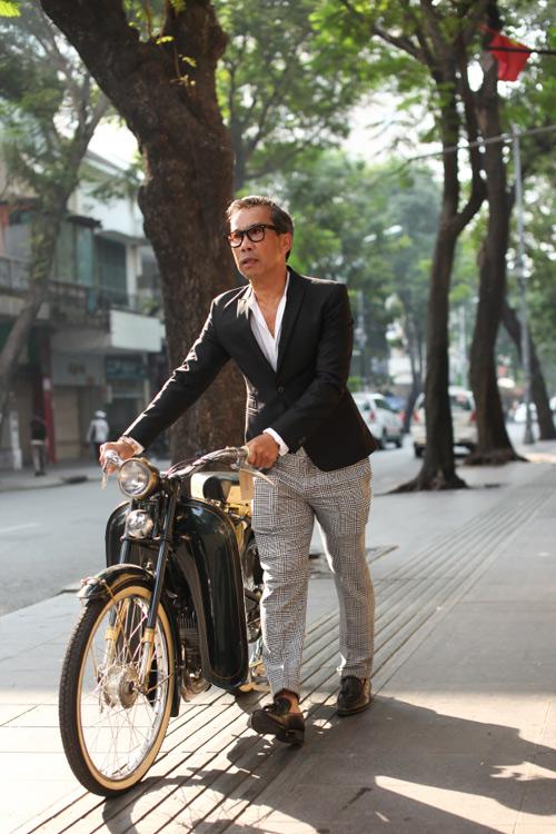 Các chàng trai Sài Gòn chẳng ngại nổi bật trên phố - 7