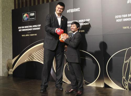 Tin HOT trưa 8/8: Yao Ming đánh bại Pacquiao - 1