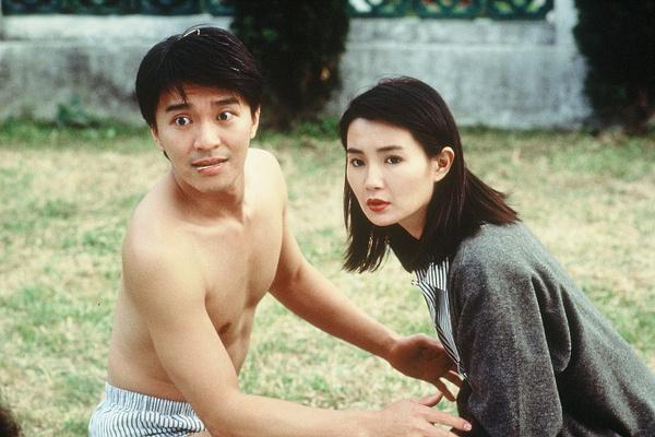 """10 người tình """"trong mộng"""" của Châu Tinh Trì - 3"""