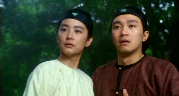 """10 người tình """"trong mộng"""" của Châu Tinh Trì - 1"""
